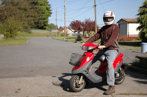 ben friday evt 4000e electric scooter
